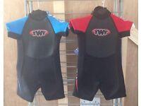 TWF Children Wetsuits