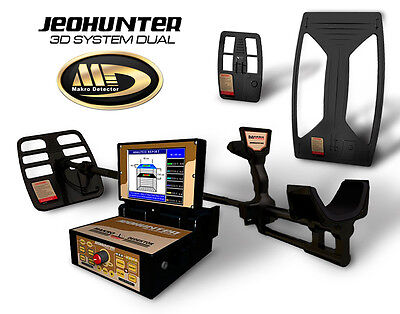 Makro Jeohunter 3d Dual System, New With Full Warranty