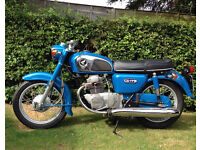 Honda cd175 1972