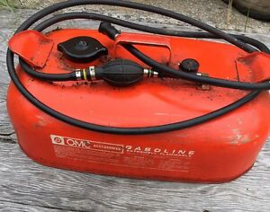 Gas Tank metal 2.5 OMC