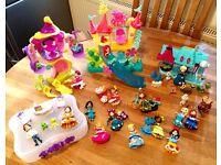 Massive Bundle of Disney Princess Little Kimgdom