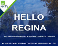 2% REALTY OPENS LOCATION IN REGINA Watch|Share |Print|Report Ad