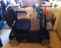 Fortress Electric Scooter Model 1700