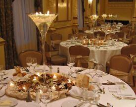 Rose Gold Cutlery Hire £1.99 Reception Decoration Hire £4pp Starlight Dance Floor Rental £349 SALE