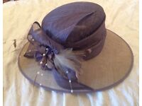 Hat mother of the bride