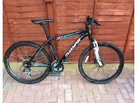 Muddy Fox Mountain Bike with spare wheels