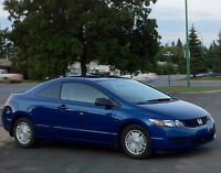 2010 Honda Civic DX-G Coupe (2 door) -- priced to SELL!