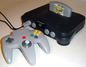 Looking for N64 Console and games