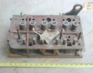 Perkins 3 Cylinder Diesel Engine Parts - New Old Stock