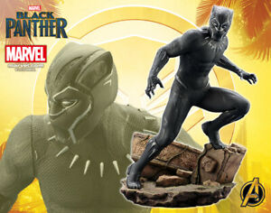 MARVEL BLACK PANTHER MOVIE BLACK PANTHER ARTFX STATUE