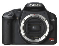 Canon Digital Rebel XSi BODY ONLY - EXCELLENT CONDITION