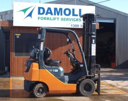 HIRE A TOYOTA FORKLIFT FROM $140+GST PER WEEK.