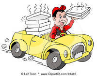 Delivery driver's needed for South