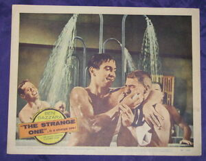 THE STRANGE ONE 1957 GAY CLASSIC BEN GAZZARA