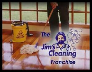 Jim's Cleaning Franchisee's for sale Miranda Sutherland Area Preview