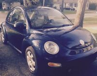 Volks beetle tdi automatique