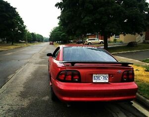 1995 Mustang GT 5.0L 5-Speed Cambridge Kitchener Area image 5