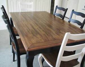 x6 DINING CHAIRS Perfect Condition Dural Hornsby Area Preview