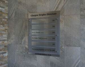 Directory Boards, In-out Boards, Custom Designed