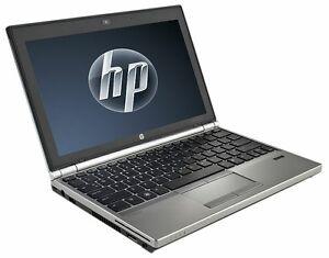 hp EliteBook 2170p Core i5/4G/120G SSD/WiFi/Blutooth/FPR/W7(new)