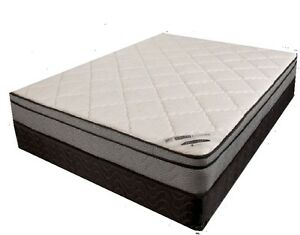 PILLOW TOP MATTRESS WITH GEL CLEARANCE! WHILE QUANTITES LAST