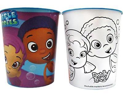 Bubble Guppies Doodle Keepsake Stadium Collectors Cup 16 oz Party - Bubble Guppies Cups