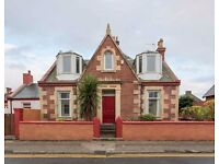 Short Let Available – All Bills Included – Refurbished 3 Bed Family Home in Central Saltcoats