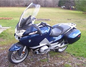 2009 BMW R1200RT in excellent condition