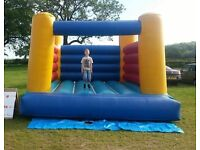 Commercial bouncy castle (great condition)