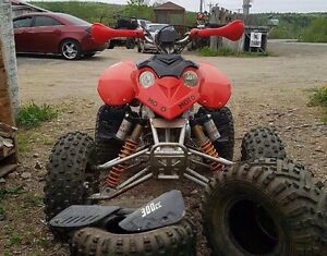 300cc atv , extra motor and lots more