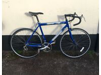 "GENTS RACING BIKE 20"" FRAME £75"