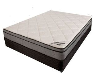 SAPPHIRE EURO TOP MATTRESS BLOWOUT LIMITED QUANTITIES!