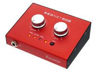 Mediaspec - Focusrite RedNet AM2 Headphone Amplifier