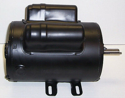 7-196564-01 Air Compressor Replacement Motor 240vt 5hp 56fr One Phase