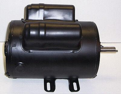 160-0266 Coleman Powermate Sanborn Air Compressor Motor 240vt 5hp 56fr One Phase