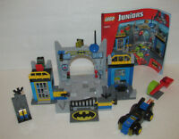 LEGO Juniors 10672 Batman: Defend the Bat Cave No figures