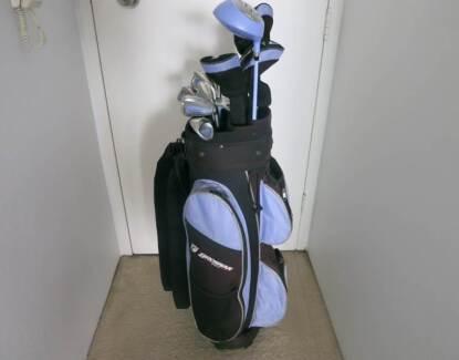 Brosnan Lady Sierra Golf Set