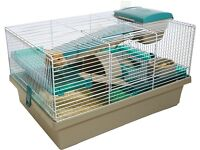 Pico roswood hamster cage, used for 2 days only so almost brand new
