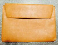 MacBook Pro 13' unused leather envelope case