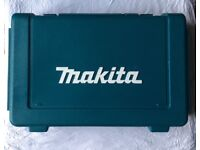 MAKITA BRAND NEW EMPTY CASE FOR SALE , PICK UP MY HOME ADDRESS, £19, NO OFFER,THX