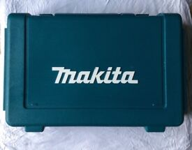 MAKITA BRAND NEW EMPTY CASE FOR SALE , PICK UP MY HOME ADDRESS, £