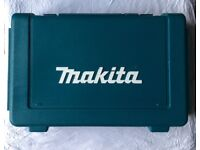 MAKITA BRAND NEW EMPTY CASE FOR SALE
