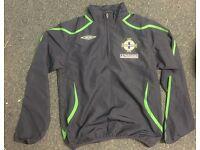 Northern Ireland training top/jacket (not shirt)