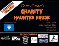 Charity haunted house