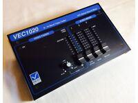 Video tech - VEC 1020 Video Fader - S VHS Compatible