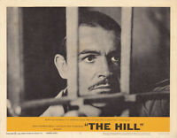 1965 SEAN CONNERY THE HILL WWII ARMY PRISON MGM MOVIE POSTER