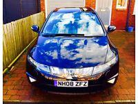 Honda Civic 2.2 diesel - low miles 82k - 2008- swap sell px