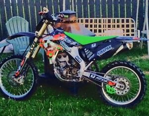 Must go today 07 kx 250f!!!!!