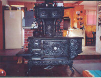 antique Cookstove