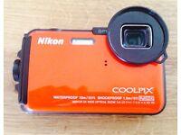 Nikon Coolpix Camera.